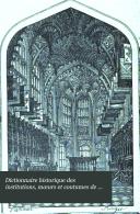 Dictionnaire historique des institutions