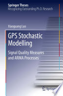 GPS Stochastic Modelling Book
