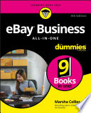"""""""eBay Business All-in-One For Dummies"""" by Marsha Collier"""