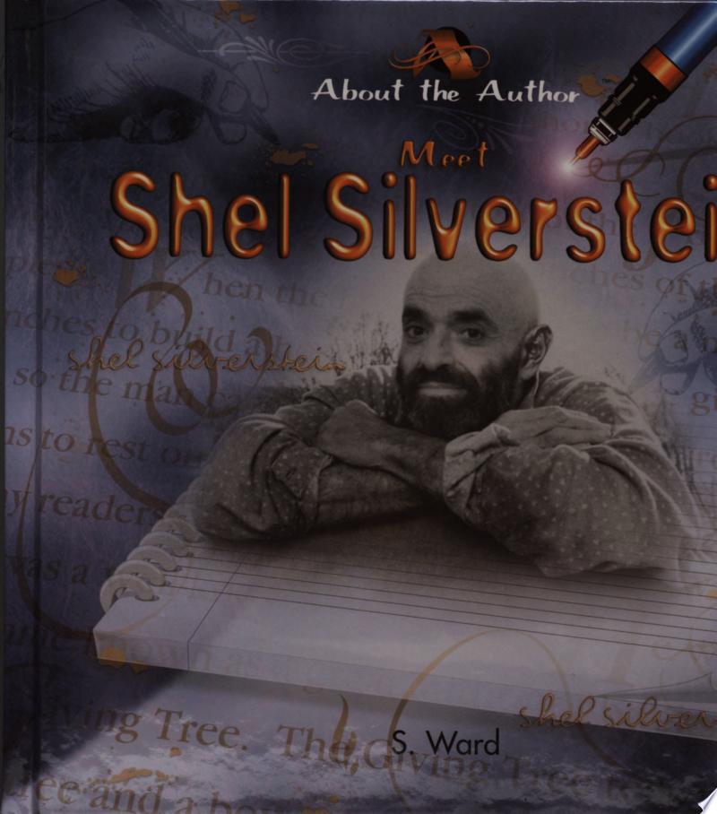 Meet Shel Silverstein banner backdrop
