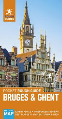 Pocket Rough Guide Bruges and Ghent  Travel Guide