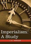 Imperialism Pdf