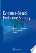 Evidence Based Endocrine Surgery Book