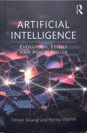 link to Artificial intelligence : evolution, ethics and public policy in the TCC library catalog