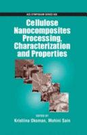 Cellulose Nanocomposites