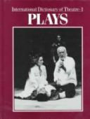 International Dictionary of Theatre: Actors, directors, and designers