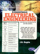 An Integrated Course In Electrical Engineering (3rd Edition)