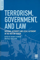 Terrorism  Government  and Law