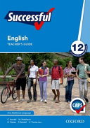 Books - Oxford Successful English First Additional Language Grade 12 Teachers Guide | ISBN 9780195994766