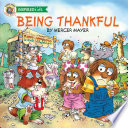 Being Thankful Book PDF