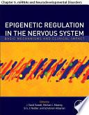 Epigenetic Regulation in the Nervous System Book