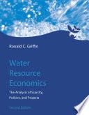 Water Resource Economics Second Edition