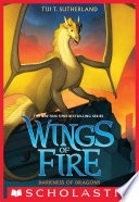 """""""Darkness of Dragons (Wings of Fire, Book 10)"""" by Tui T. Sutherland"""