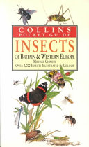 Collins Guide to the Insects of Britain and Western Europe