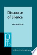Discourse of Silence