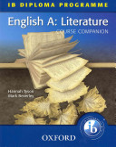 English A Literature