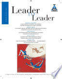Leader To Leader Ltl Fall 2015 Book PDF