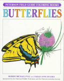 A Field Guide to the Butterflies Coloring Book
