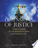Dimensions of Justice