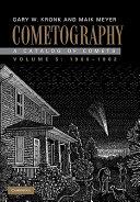 Pdf Cometography: Volume 5, 1960-1982