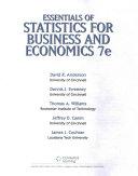 Bndl  Llf Essentials Statistics Business   Economics