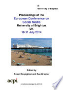 ECSM2014 Proceedings of the European Conference on Social Media Book