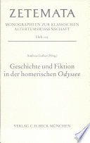 Geschichte und Fiktion in der homerischen Odyssee