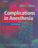 Complications in Anesthesia