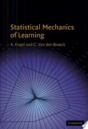 [FREE] Read Statistical Mechanics of Learning Online PDF Books - Read Book Online