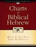 Charts of Biblical Hebrew