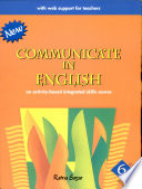 Communicate Eng  6 Book