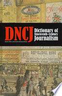 Dictionary Of Nineteenth Century Journalism In Great Britain And Ireland