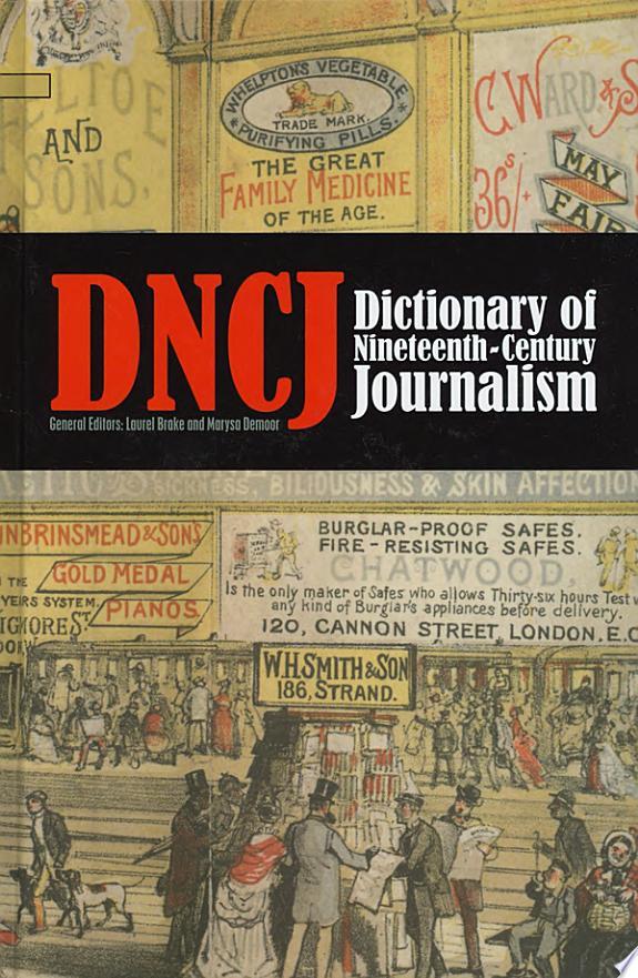 Dictionary of Nineteenth-century Jo