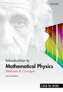 Introduction to Mathematical Physics Pdf/ePub eBook