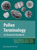 Pdf Pollen Terminology Telecharger