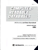 Computer readable Databases Book