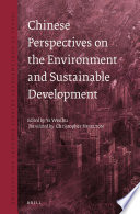 Chinese Perspectives On The Environment And Sustainable Development Book PDF