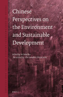 Chinese Perspectives on the Environment and Sustainable Development