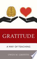 Gratitude  : A Way of Teaching