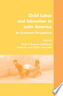Child Labor and Education in Latin America