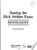 Passing the FAA written exam  : instrument
