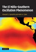 The El Ni  o Southern Oscillation Phenomenon