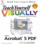Teach Yourself Visually Adobe Acrobat 5 Pdf