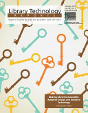 Making Libraries Accessible Pdf/ePub eBook