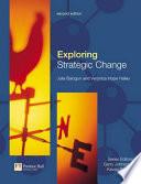Exploring Strategic Change Book
