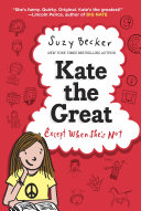 Kate the Great, Except When She's Not Pdf/ePub eBook
