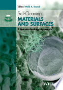 Self Cleaning Materials And Surfaces