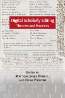 Digital Scholarly Editing Pdf/ePub eBook