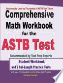 Comprehensive Math Workbook for the ASTB Test