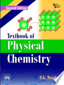 Textbook Of Physical Chemistry Book PDF